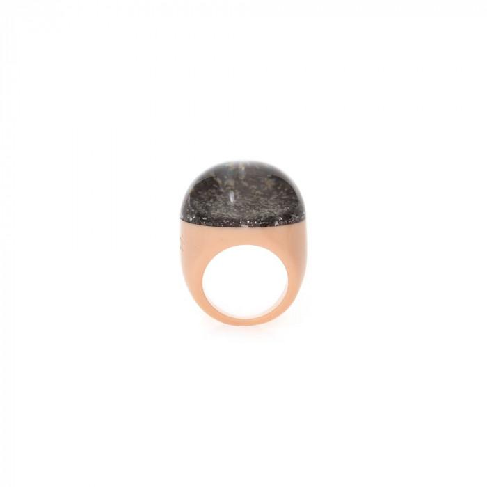 anel cassino rosa
