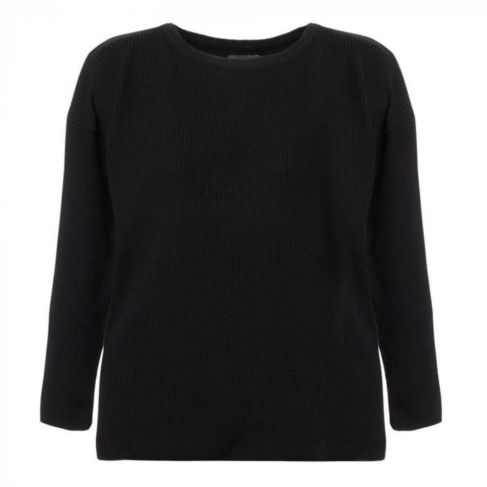 blusa tricot yoko preto