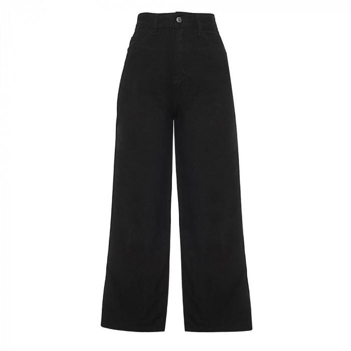 calça jeans paradise preto frente