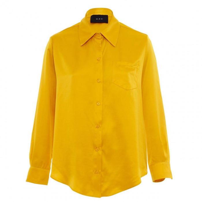 camisa lucas gold frame