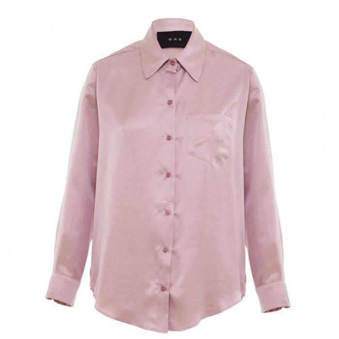 camisa lucas lilac