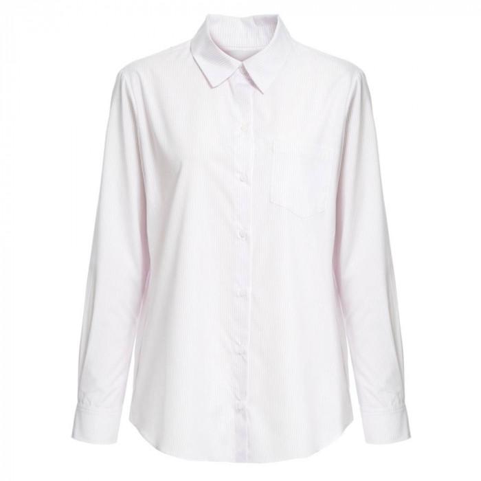 camisa lucas listras rosa