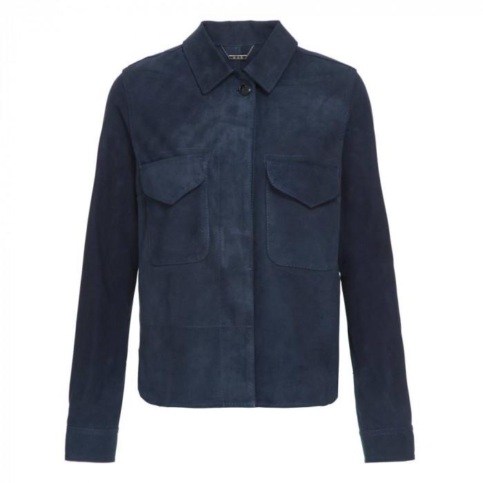 jaqueta militar marinho