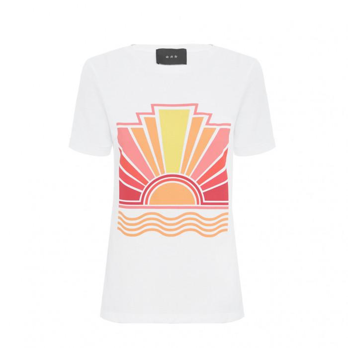 T-shirt sun deco